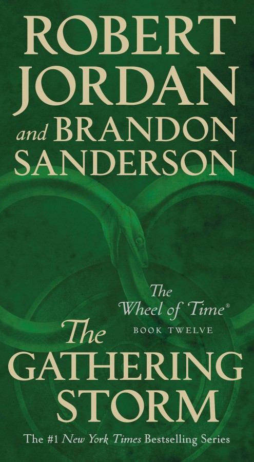 Wheel of time (12): gathering storm