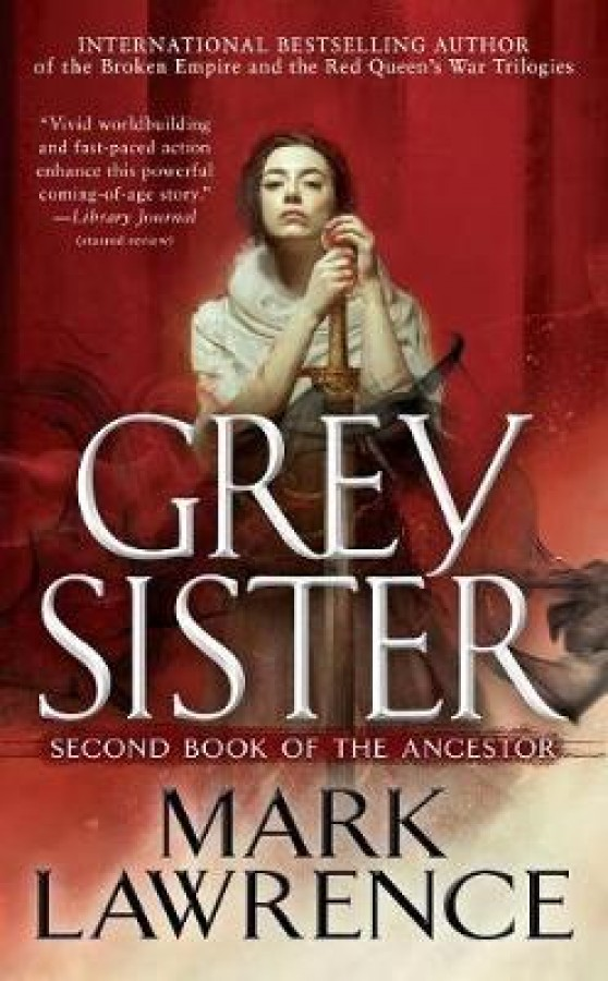 Book of the ancestors (02): grey sister