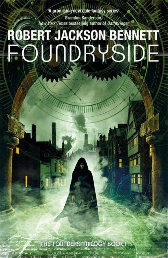The founders (01): foundryside