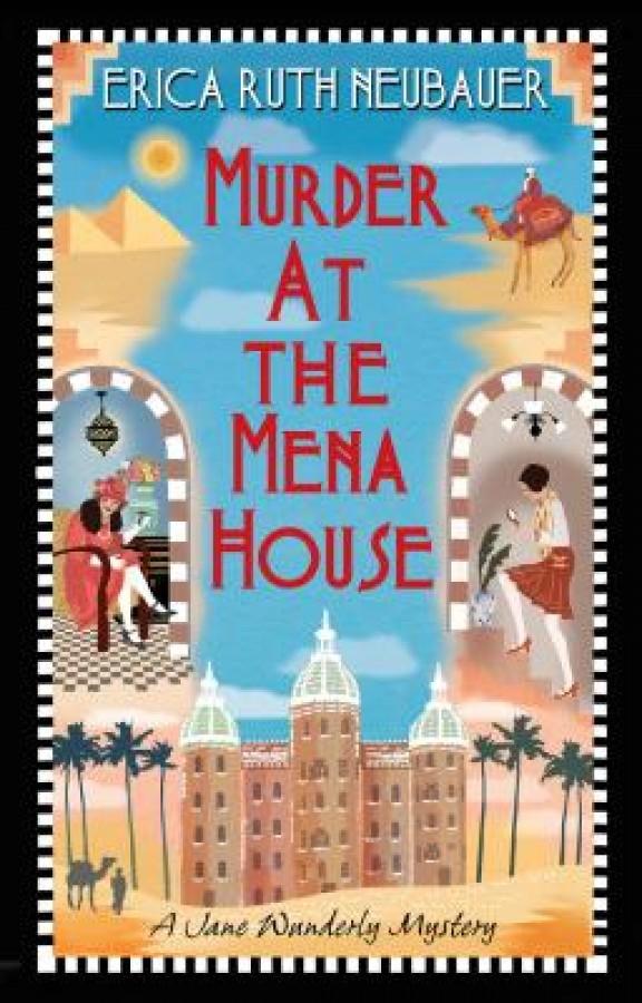 Murder at mena house