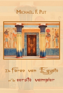 De farao van Egypte en de eerste vampier