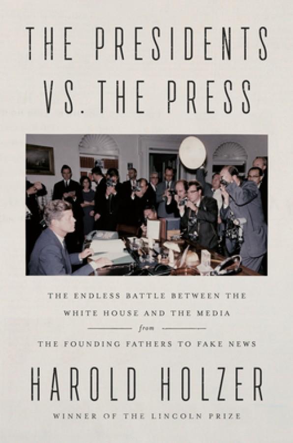 The presidents vs. the pressd