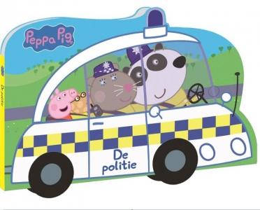 Peppa Pig - De politieauto