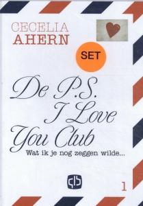De P.S. I love you club (in 2 banden)