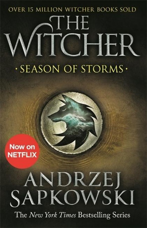The witcher (06): seasons of storms (fti)