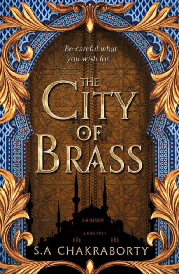 Daevenbad trilogy (01): the city of brass