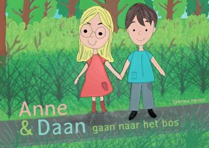 Anne en Daan gaan naar het bos