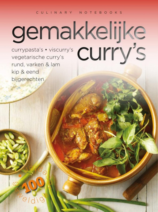 Culinary notebooks Gemakkelijke curry's