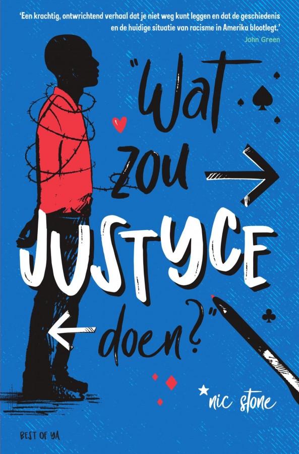Wat zou Justyce doen? - Black History Month