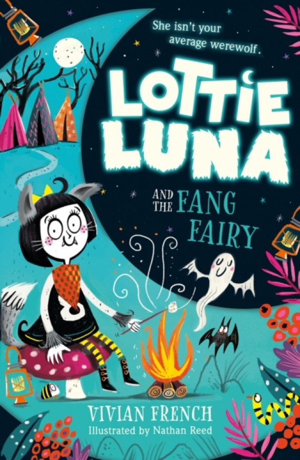 Lottie lina and the fang fairy