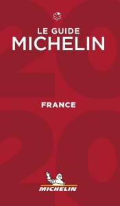 The michelin guide france 2020