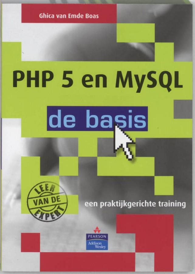 PHP 5 en MySQL