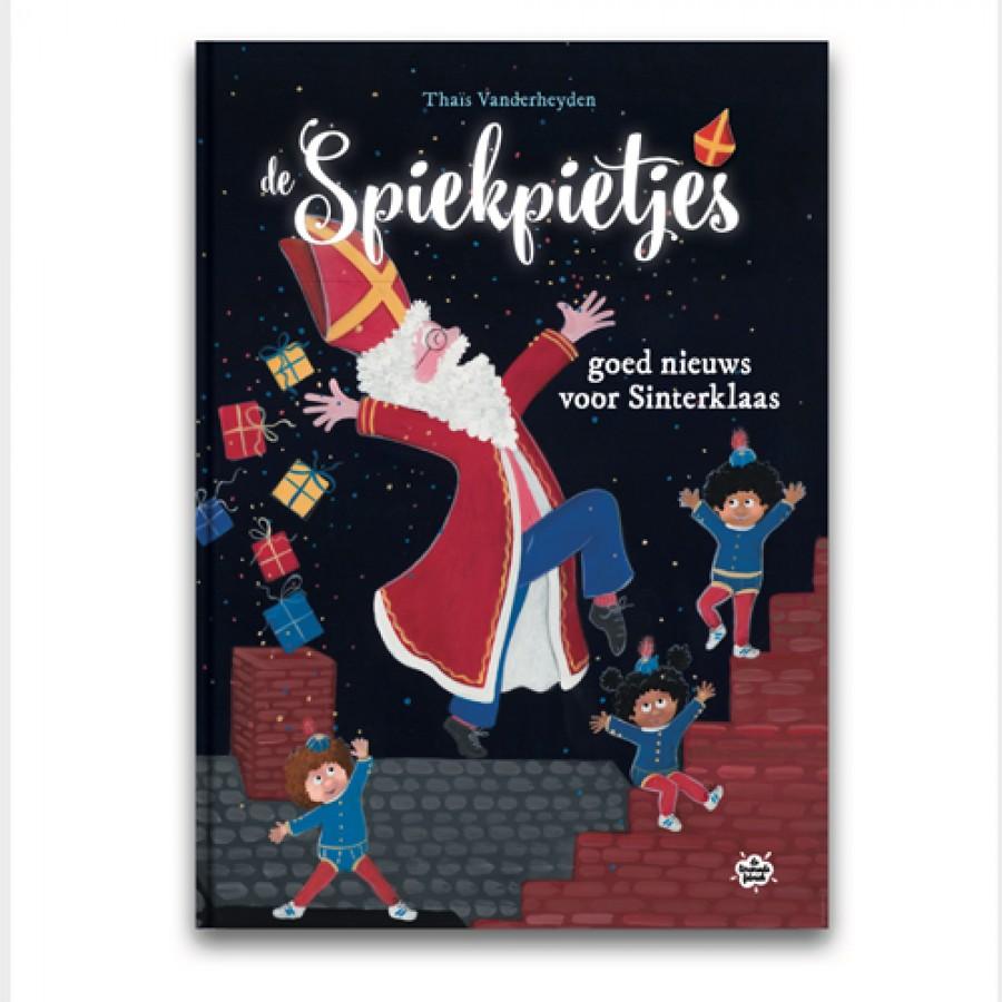 De Spiekpietjes - Goed nieuws voor Sinterklaas