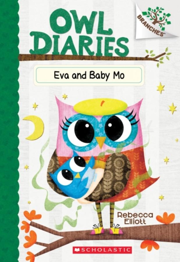 Owl diaries Eva and baby mo