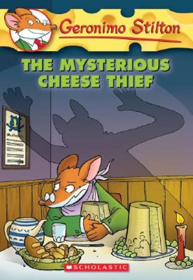 Geronimo stilton Mysterious cheese thief