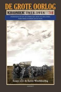 Internering van vreemde militairen in Nederland gedurende de Eerste Wereldoorlog