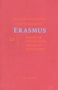 Correspondentie van Erasmus deel 21