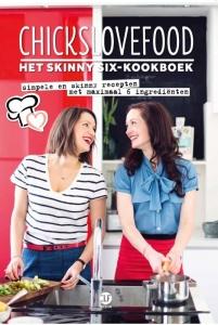 Chickslovefood: Het skinny six - kookboek