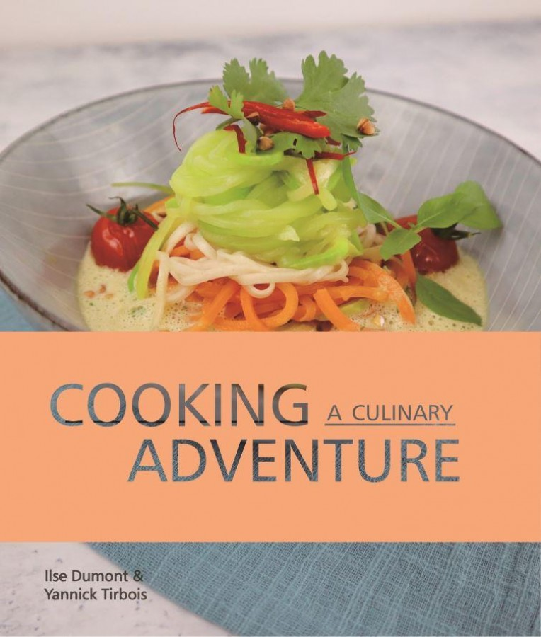 Cooking, a culinary adventure