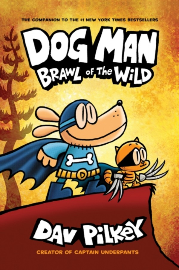 Dog man; brawl of the wild