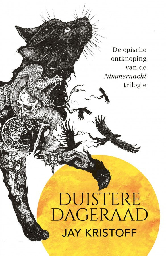 Nimmernacht 3 - Duistere Dageraad
