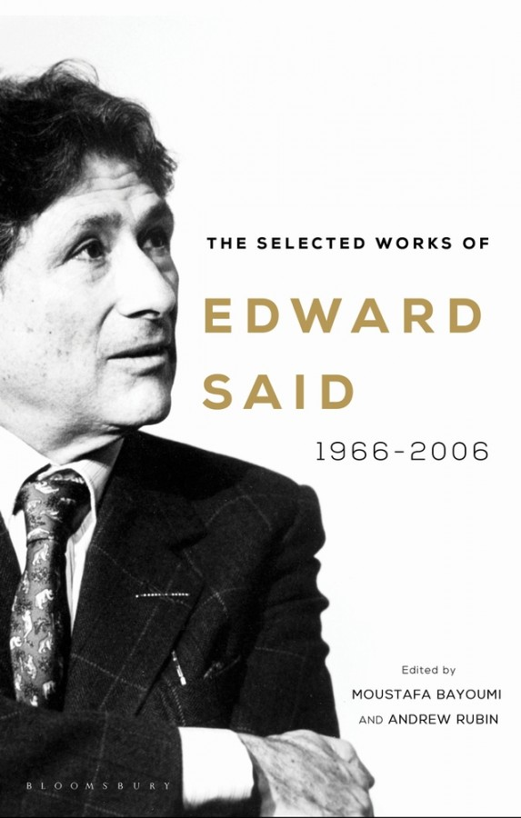 The selected works of edward said 1966-2006