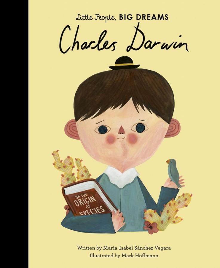 Little people big dreams Charles darwin
