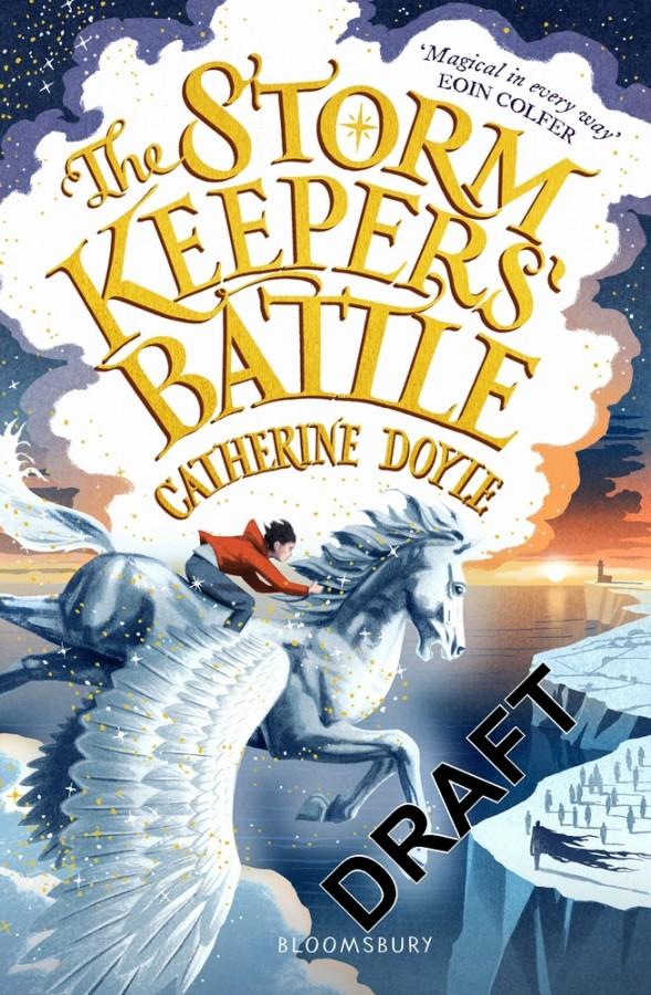 Storm keeper quartet (03): the storm keeper's battle