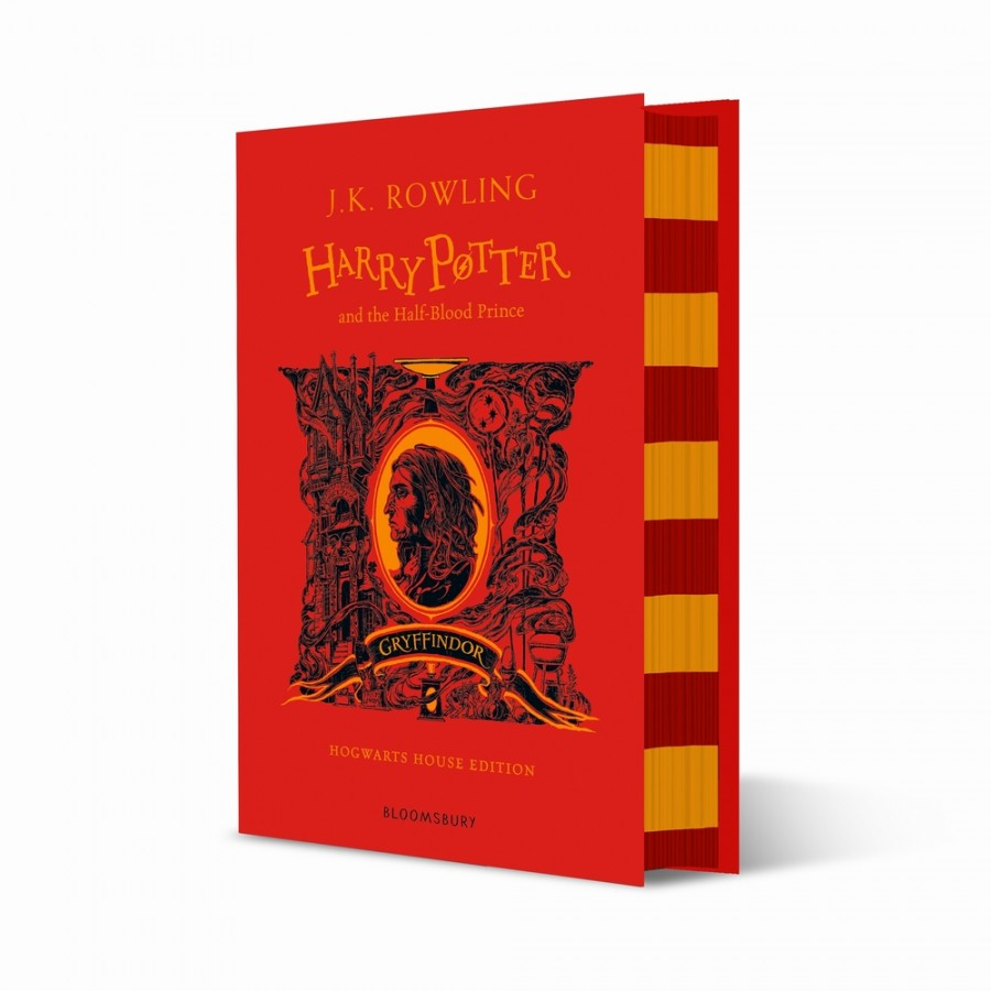 Harry potter (06): harry potter and the halfblood prince - gryffindor edition