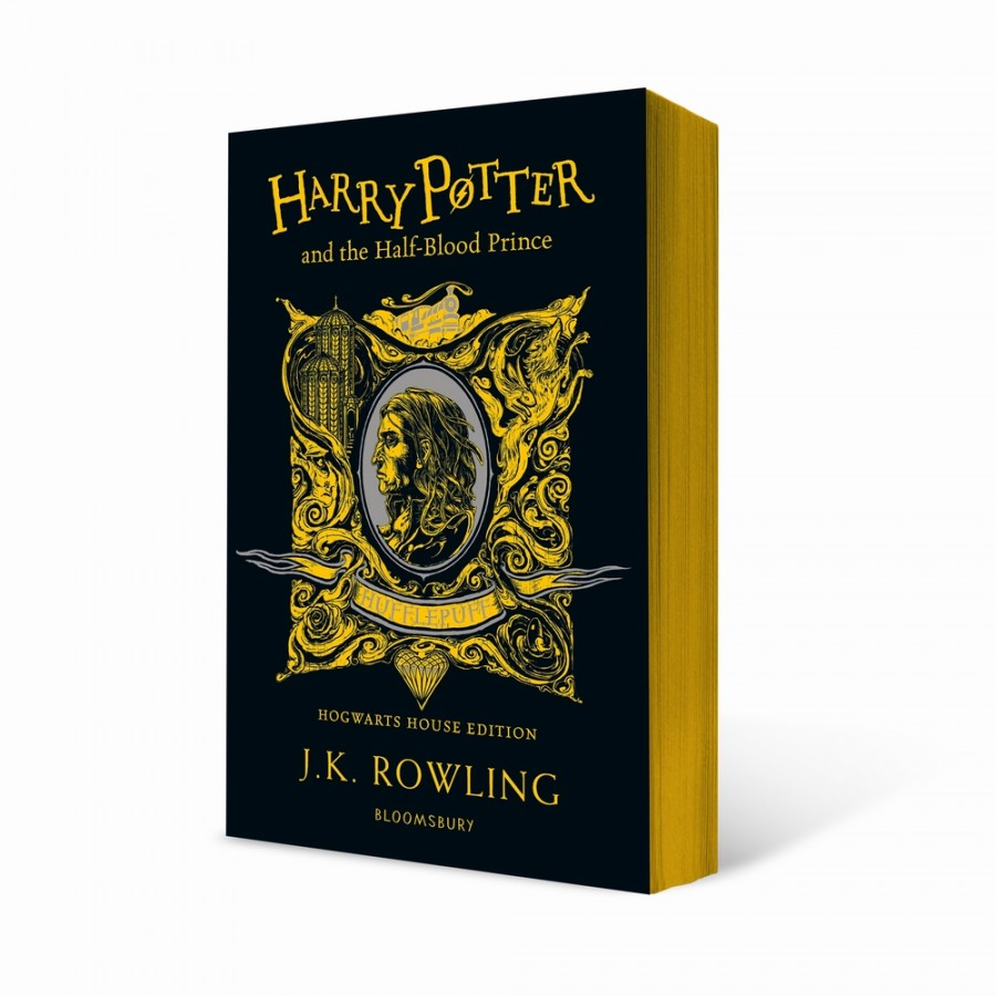 Harry potter (06): harry potter and the halfblood prince - hufflepuff edition