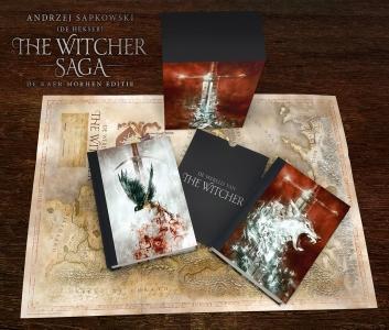 The Witcher Saga - De Kaer Morhen editie