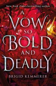 Cursebreaker (03): a vow so bold and deadly
