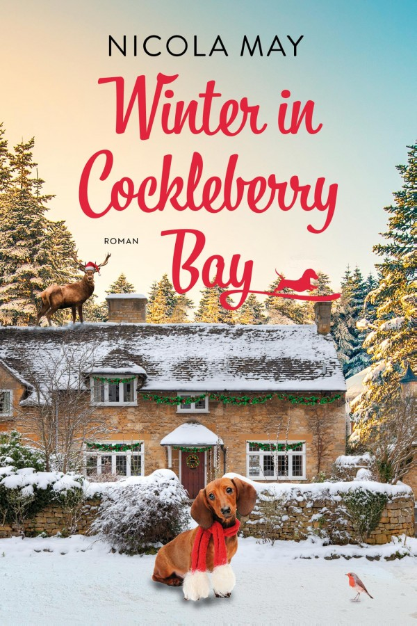 Winter in Cockleberry Bay