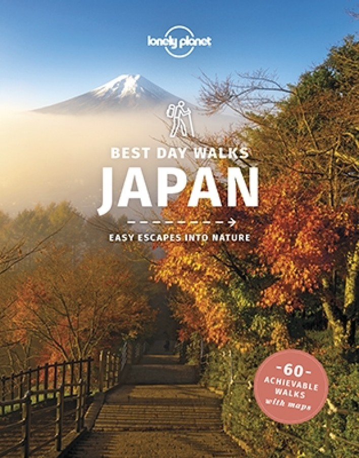 Lonely planet Best day walks japan (1st ed)