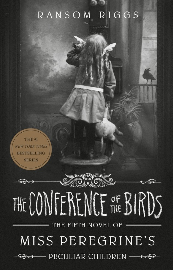 Miss peregrine's peculiar children (05): the conference of the birds