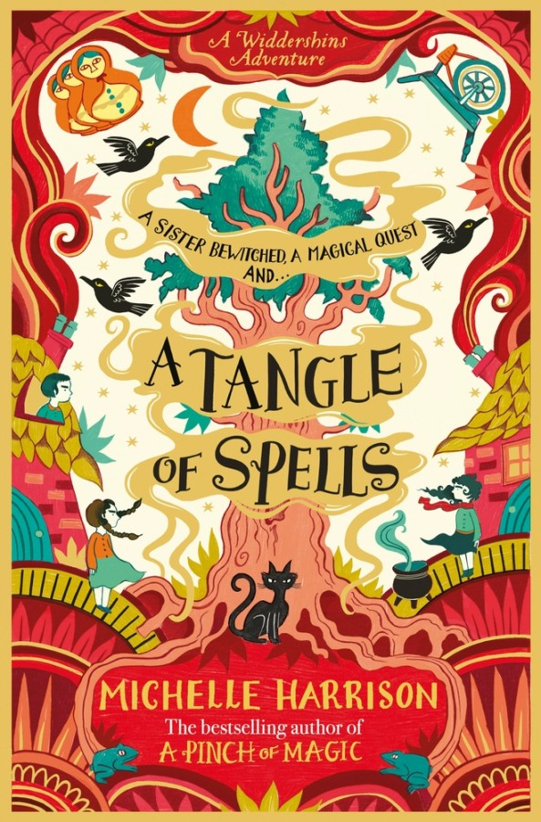 A pinch of magic (03): a tangle of spells
