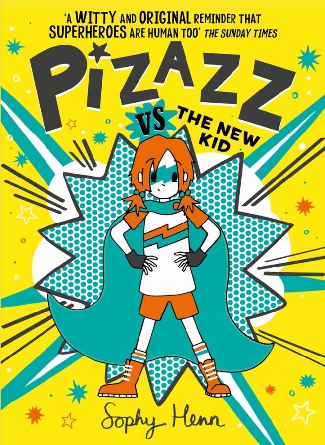 Pizazz (02): pizazz vs. the new kid