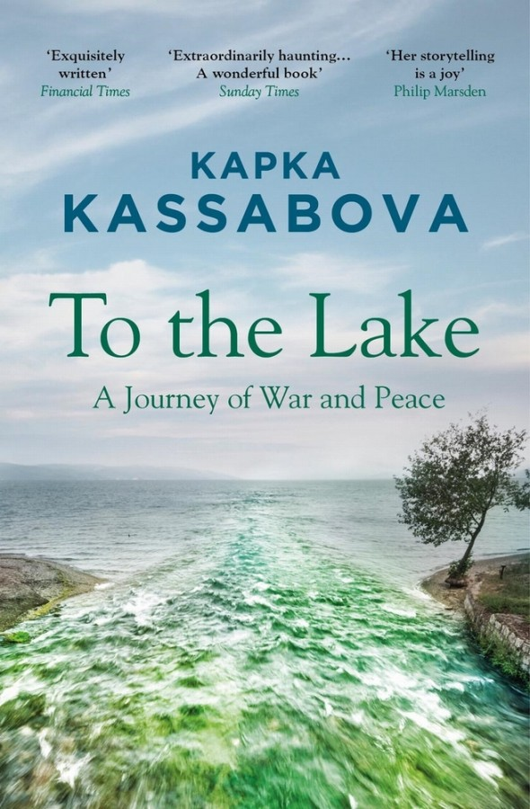 To the lake: a journey of war and peace
