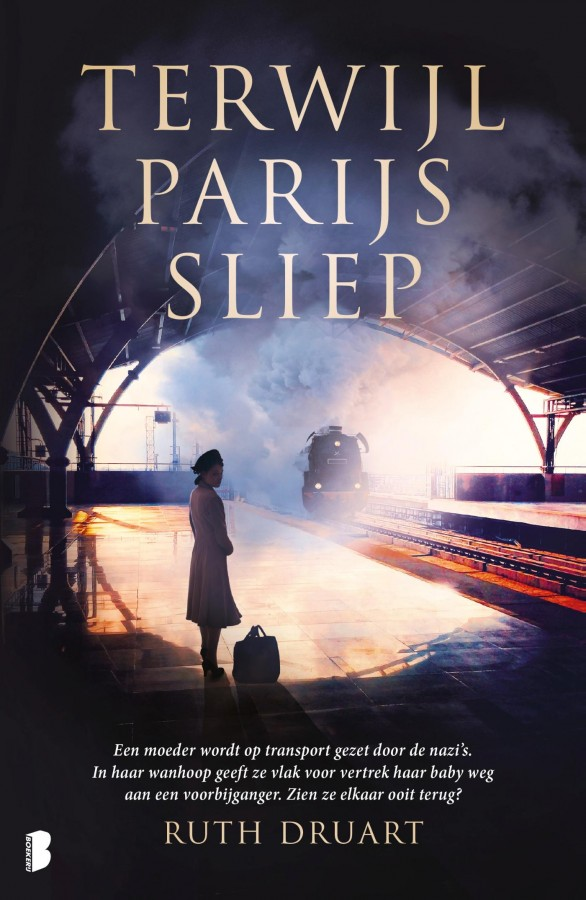 Terwijl Parijs sliep