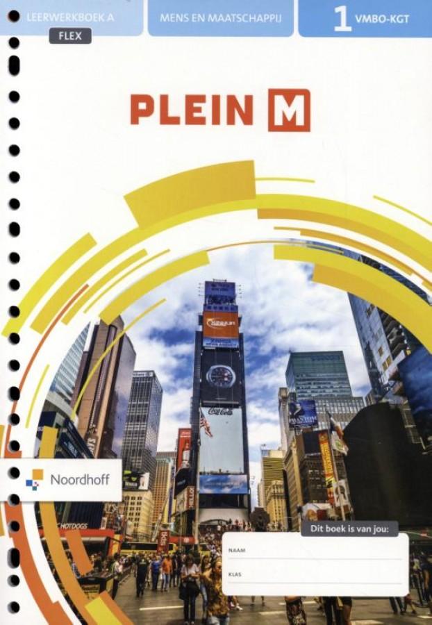 Plein M 4e ed 1 vmbo-KGT A FLEX