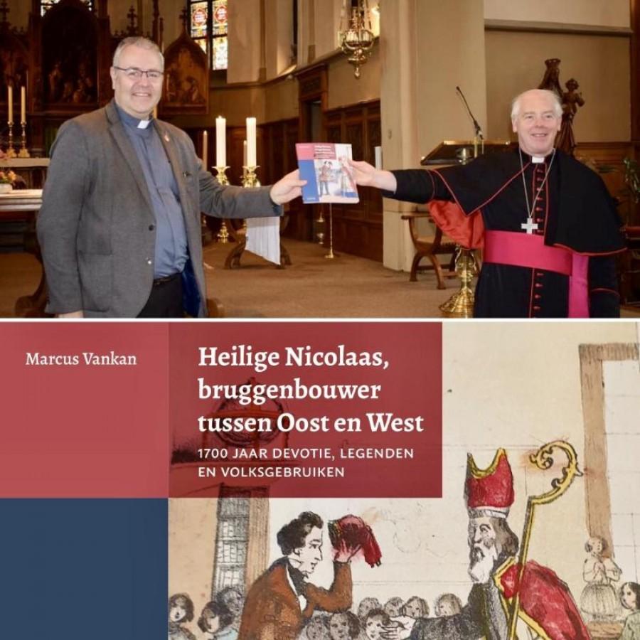 Heilige Nicolaas, bruggenbouwer tussen Oost en West
