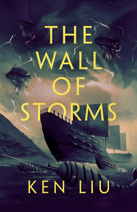 The dandelion dynasty (02): the wall of storms