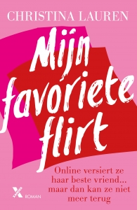 Omslag_voorplat_Mijn favoriete flirt