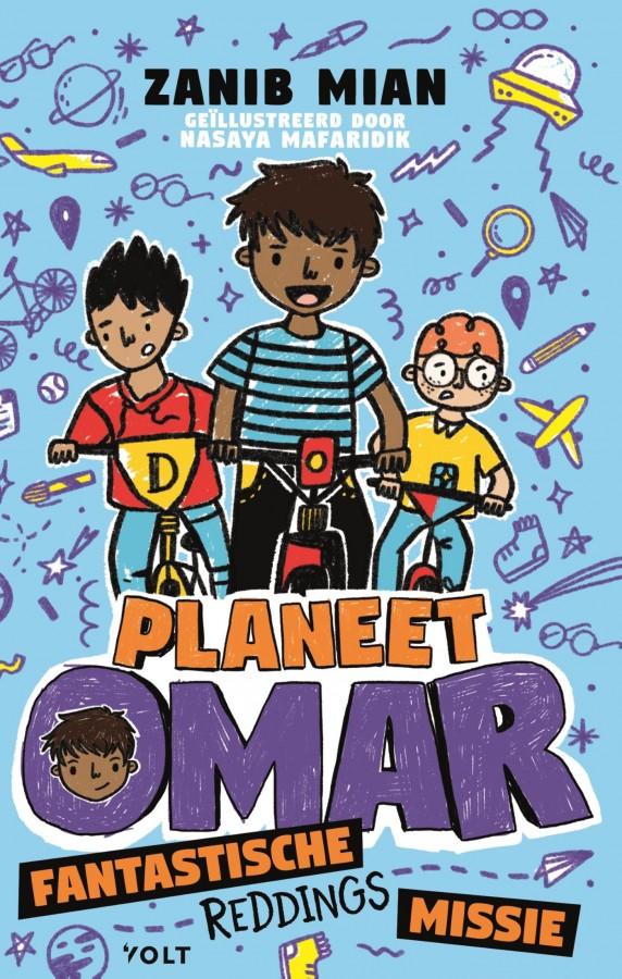 Planeet Omar: fantastische reddingsmissie