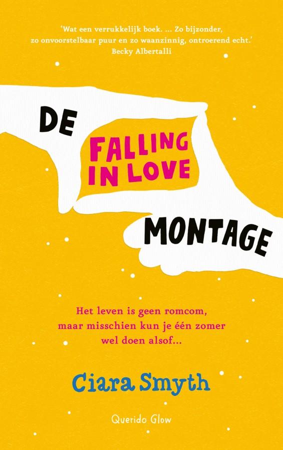 De falling in love montage - young adult debuten 2021