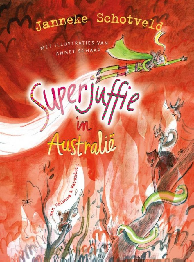 Superjuffie in Australië