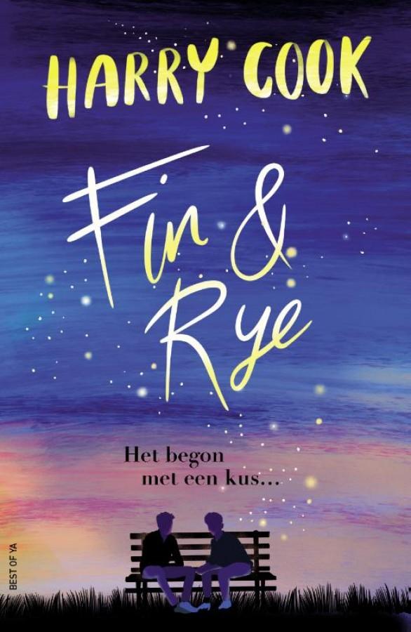 Fin & Rye - young adult boeken maart