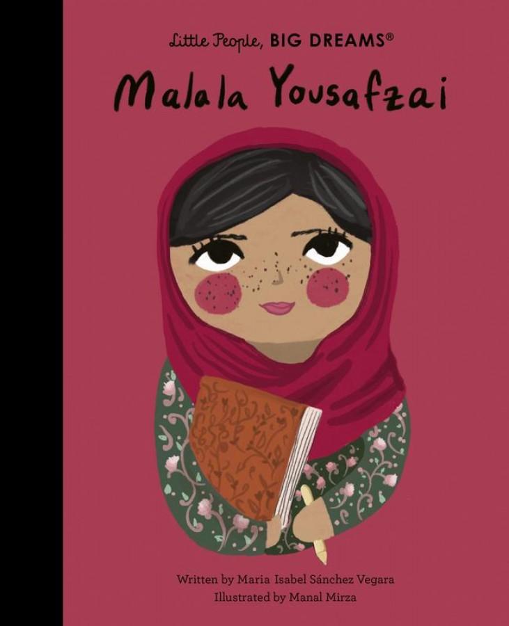 Little people big dreams Malala yousafzai