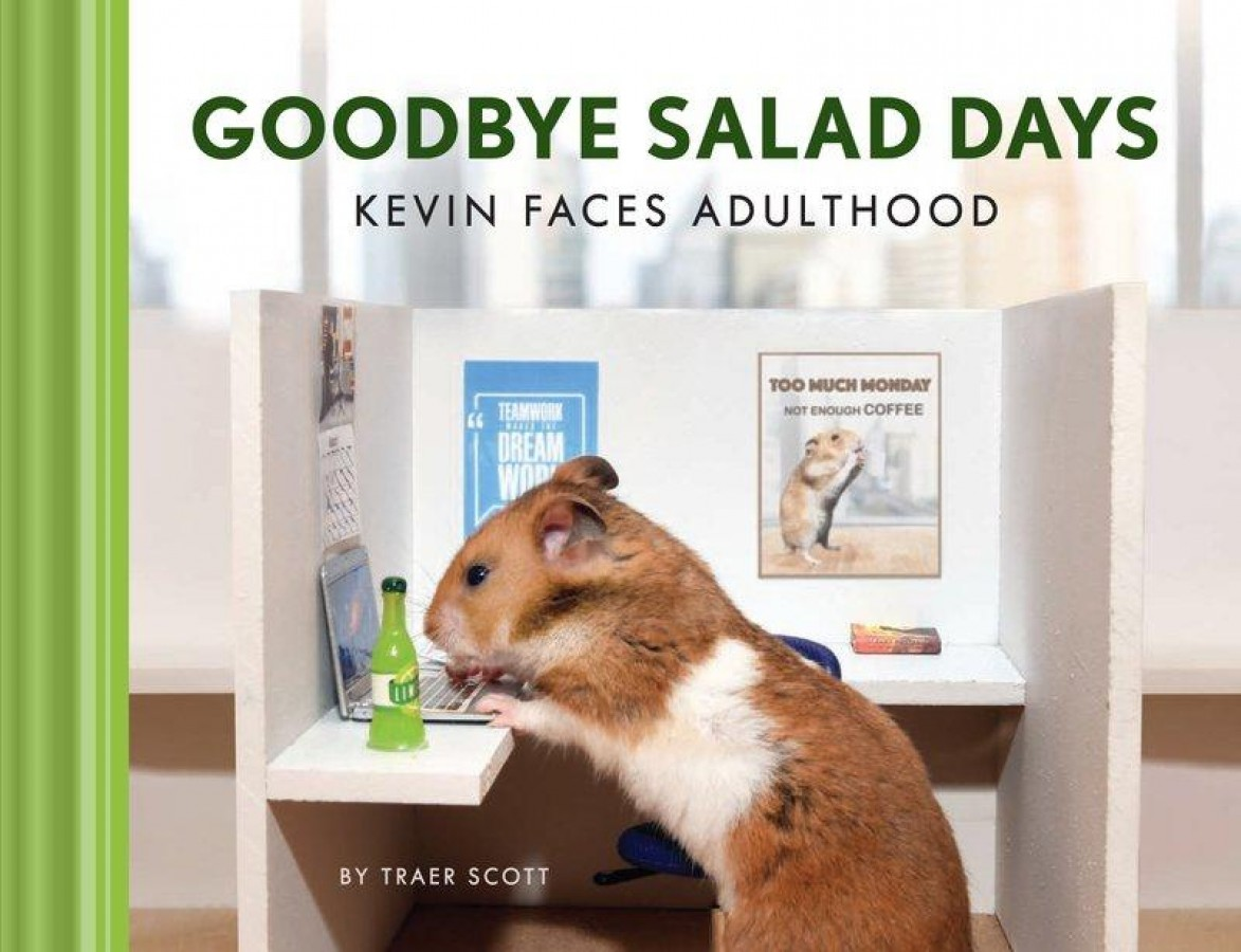Goodbye salad days : kevin faces adulthood