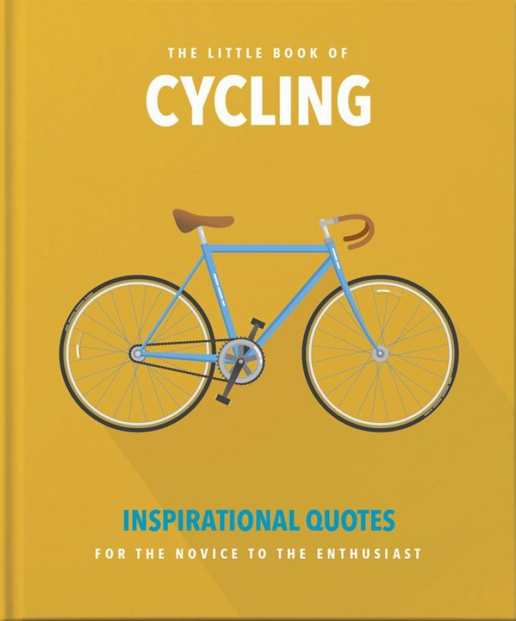 The little book of cycling